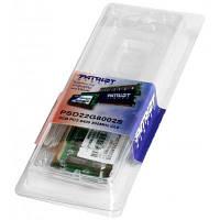 Модуль памяти для ноутбука SoDIMM DDR2 2GB 800 MHz Patriot (PSD22G8002S)