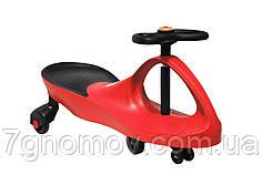 Машинка бибикар детская красная Smart Car Red арт. SM-R
