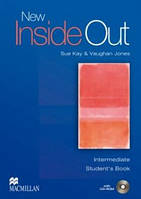 New Inside Out Intermediate Student's Book with CD ROM Pack (учебник с диском)