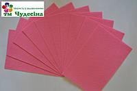 Фетр 1мм 50*40 светло-розовый, фото 1