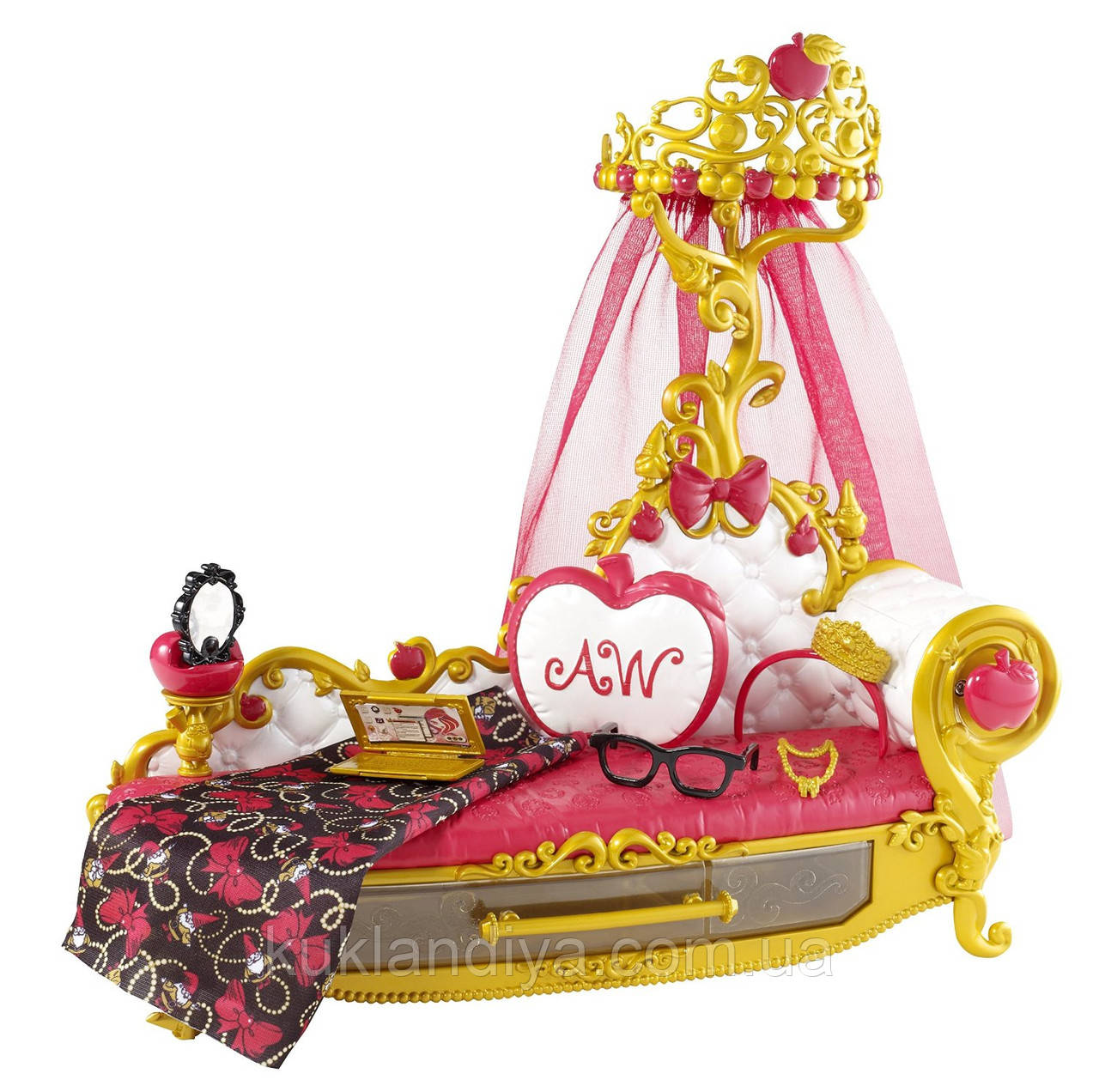 Софа Ever After High Getting Fairest Apple White Эппл Вайт