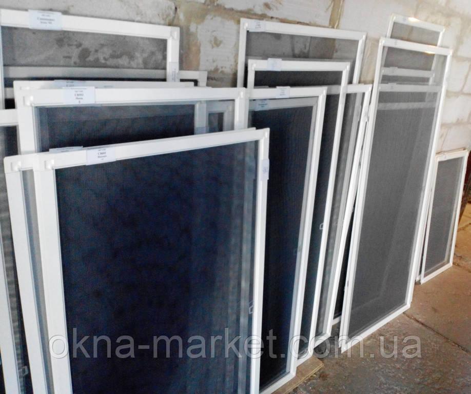 установка противомоскитной сетки на пластиковые окна