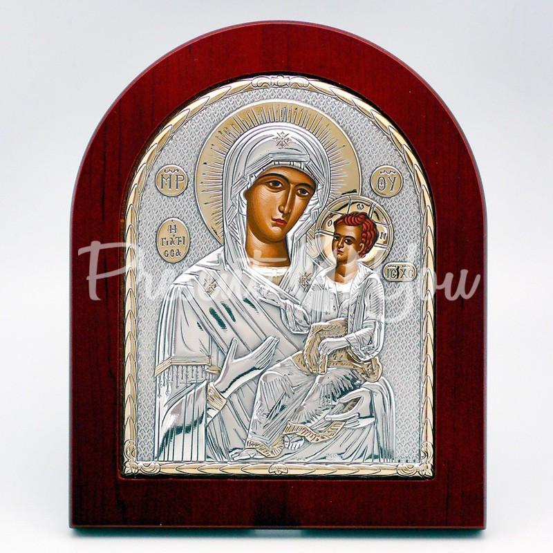 Иверская икона Божией Матери, 15х18 см.