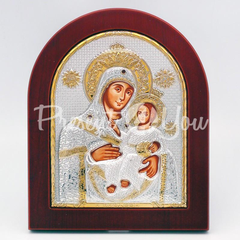 Икона Божией Матери «Вифлеемская», 15х18 см.
