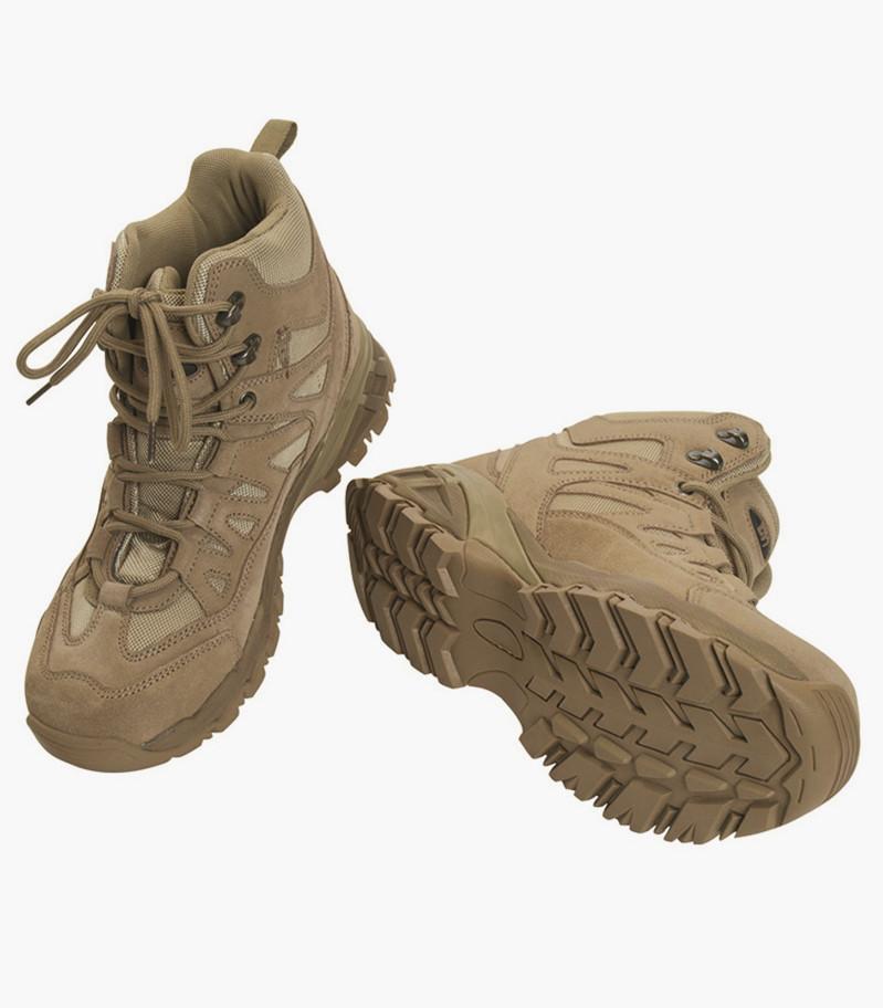 Mil-Tec черевики Trooper 5 Coyote (Німеччина)