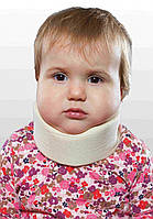 Бандаж для шеи детский, мягкий (шина Шанца) Реабилитимед Ортез-2Н
