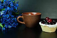 Чашка Кофе-капучино  глазурь