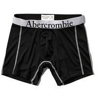 Черные трусы Abercrombie&Fitch