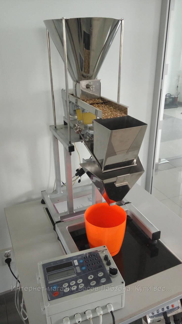 Фасовочная машина для кофе на 250 и 500г