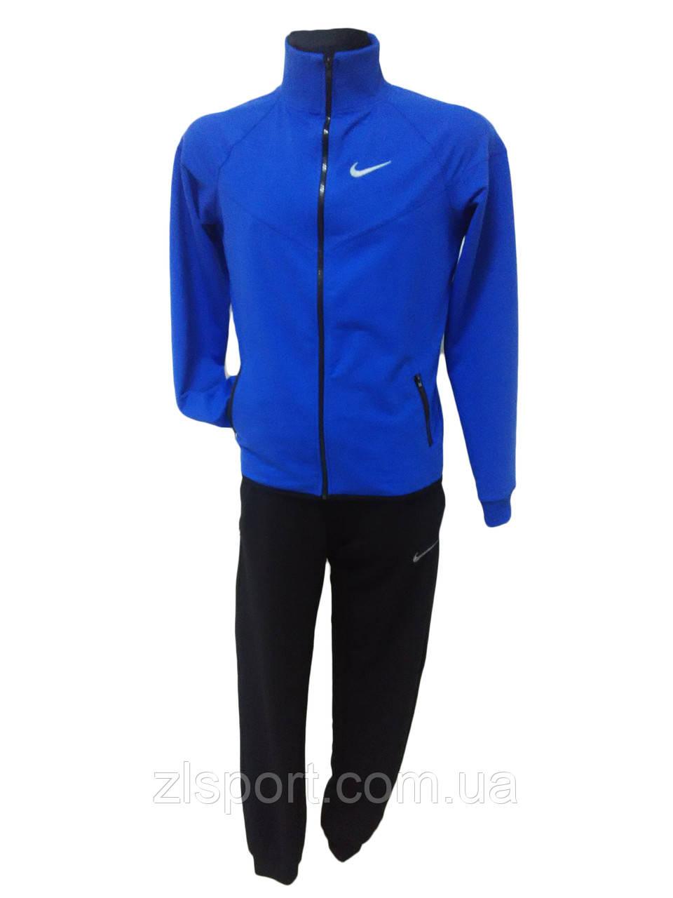 2f8e6f7523f7 Мужской спортивный костюм на замке без капюшона Nike - Интернет магазин  спортивной одежды