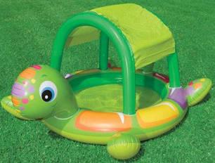 Детские надувные бассейны, круги