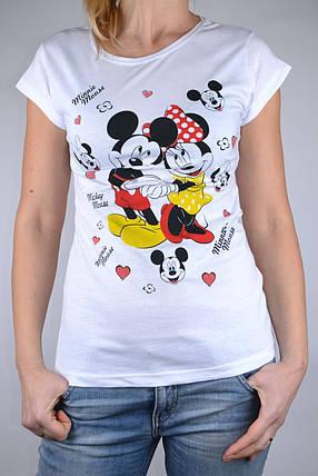 Футболка Minnie Mouse Белая (арт. W864/6), фото 2