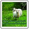"""Магнит """"Иисус - Пастырь добрый.."""""""