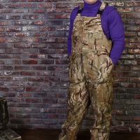 камуфлированные мужские брюки для рыбалки и охоты