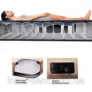 Intex 64456 - надувная кровать Twin Ultra Plush 191x99x46см, фото 2