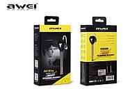 Bluetooth гарнитура ORIG Awei A830 BL (черный)