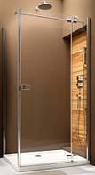 Душевая дверь AQUAFORM VERRA LINE 100 103-09336 правосторонняя монтаж со стенкой