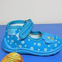 Текстильная обувь для девочки Польша Viggami р.19-25р