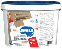 Шпатлевка Smile SP-12 Стартовая 15кг