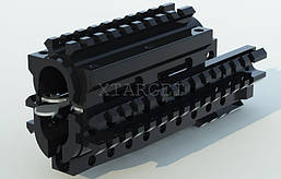 Цевье-база креплений KROOK CQR type AK-v1gp