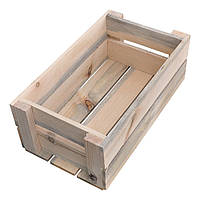 Ящики деревянные для крыжовника. Тара для крыжовника.