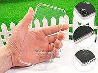 Ультратонкий 0,3мм силиконовый чехол для Apple iPhone 6 Plus