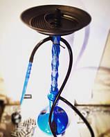 Кальян Wazzer Cristal, синий , фото 1