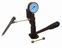Прибор для проверки и опрессовки дизельных форсунок