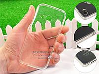 Ультратонкий 0,3мм силиконовый чехол для HTC One mini 2