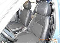 Чехлы на сиденья ВАЗ 2110 (чехлы из экокожи Лада 2110 стиль Premium)