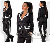 """Стильный молодежный костюм """" Классика """" Dress Code, фото 1"""