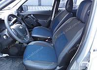Чехлы на сиденья Лада Гранта (чехлы из экокожи Lada Granta стиль Premium)