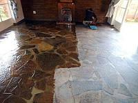 Лак ДЕЛЬФИН К кремнийорганический для камня и бетона, 10л, фото 1