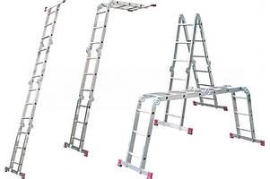 Лестницы и леса строительные