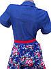 Очаровательное женское платье на лето 42р, фото 6