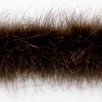 Боа пух, D 6-7 см коричневый
