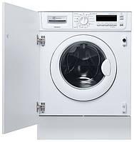 Стиральная машина Electrolux EWG 147540 W  ( 60 см, встраиваемая на 7 кг, 1400 об/мин, электролюкс )