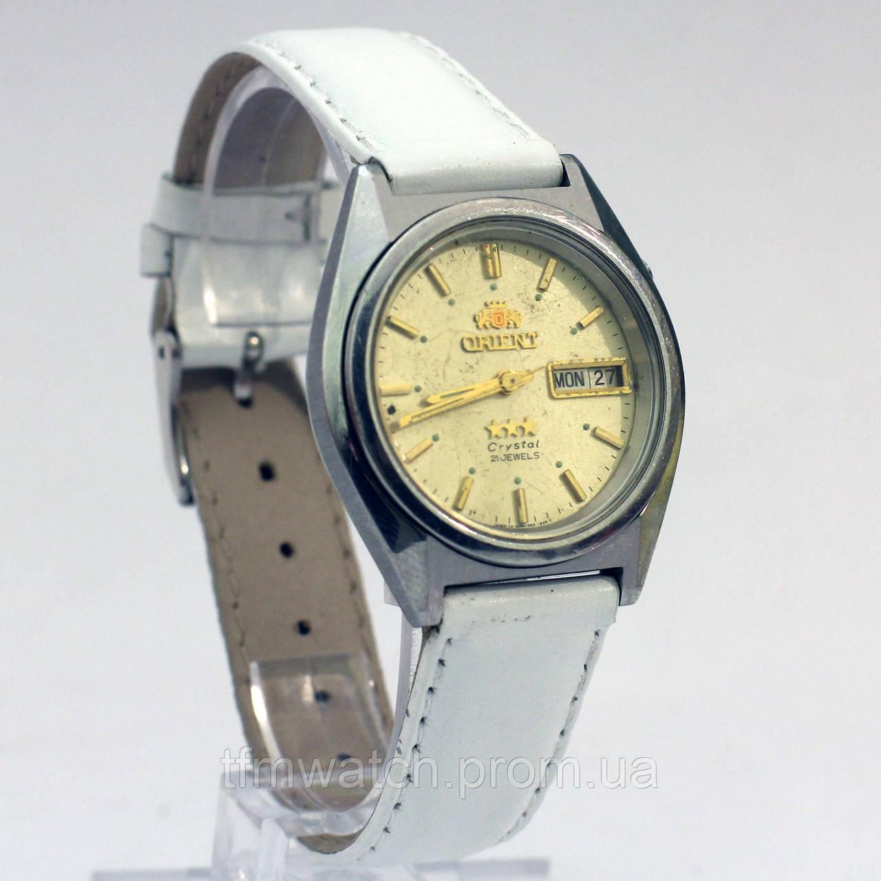Часы Orient механика