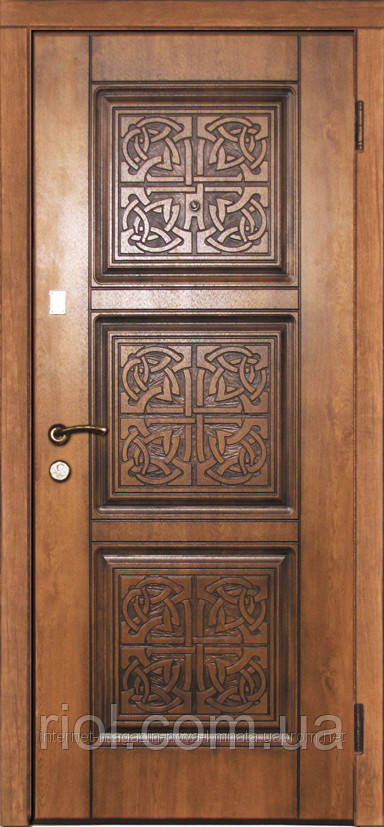 Двері вхідні Кадіс серії Прайм ТМ Каскад