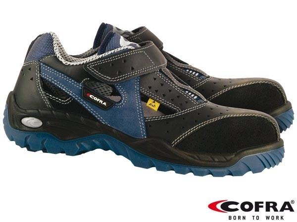 Полуботинки и сандалии рабочие Cofra
