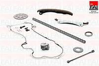 Комплект цепи ГРМ FIAT DOBLO 1.3JTD/1.3D Multijet 01 ->/10 -> FAI AUTOPARTS TCK6