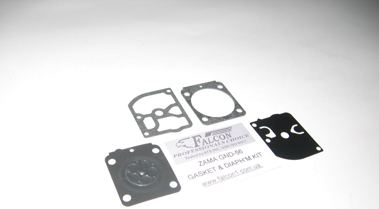 Набор мембран карбюратора Stihl FS56 и FS56 C-E, Zama (для мотокос)