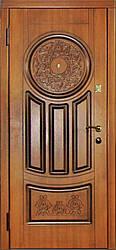 Двери входные Круг серии Премиум тм Каскад