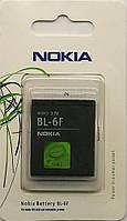 Аккумуляторная батарея High Copy для телефона Nokia N95 8Gb  1200mAh  (BP-6F, BP6F)