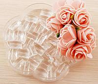 Бусины пластик 1 (10штук) 15мм (товар при заказе от 200 грн)