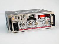 Усилитель Звука Xplod SN-705U FM USB 2x180Вт