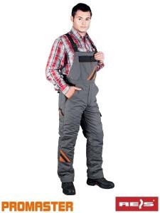 Зимние штаны и полукомбинезоны