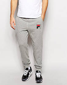 Мужские спортивные штаны FILA серые