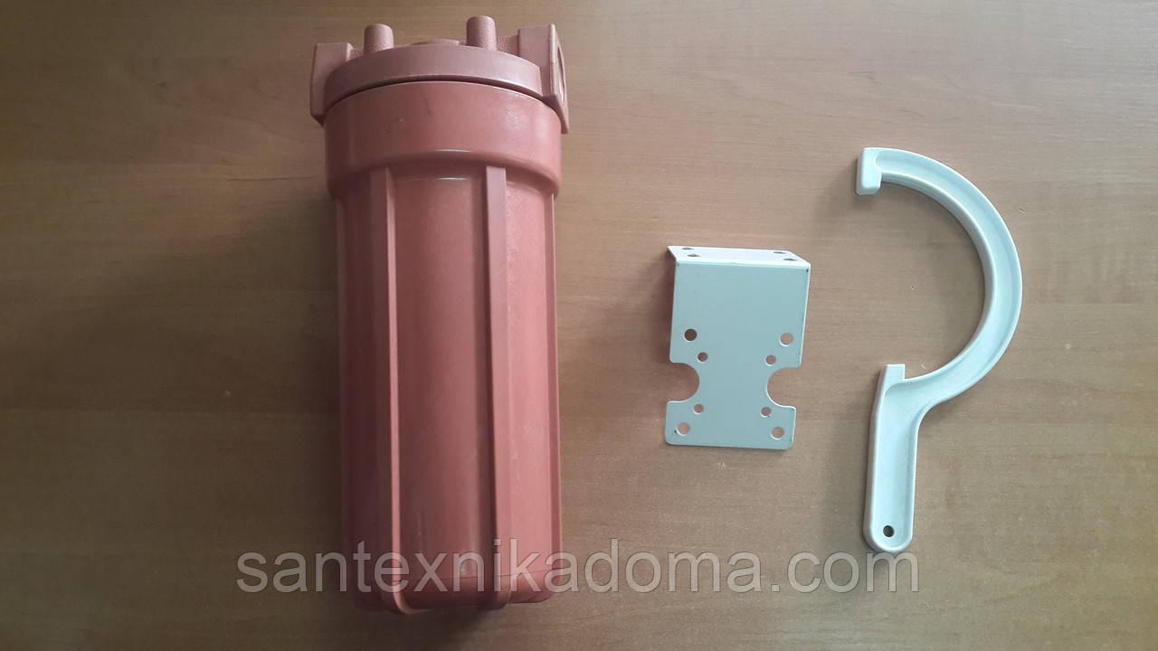 """Натрубный Керамический корпус для горячей воды. Aquafilter 3/4"""" - FHHOT-1  (Польша)"""