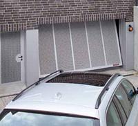 Боковые гаражные двери Hormann